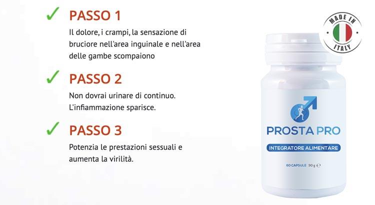 Prostapro l'integratore per problemi alla prostata funziona davvero? Ingredienti, opinioni e costo