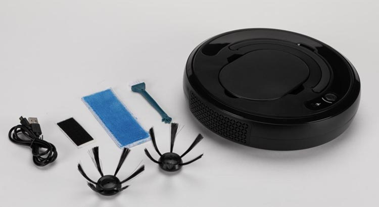 X-Sweep Up aspirapolvere robot: Il robot pulitore economico. La recensione