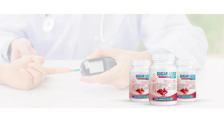 sugar less integratore