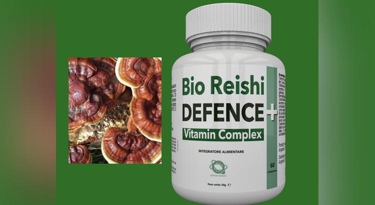 Bioreishi defence + l'integratore alimentare che innalza le difese immunitarie. Funziona? Recensione e costo.