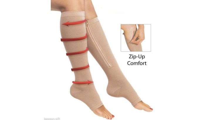 calze confort a compressione