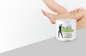 black waxing ceretta