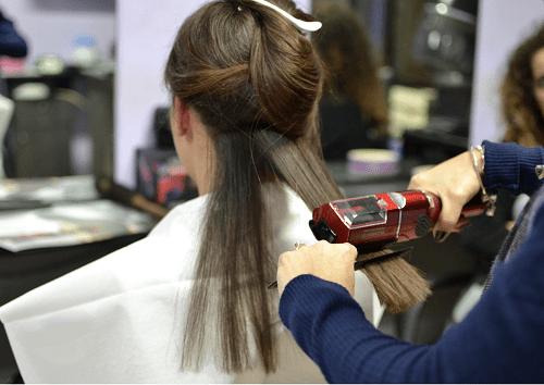 punte via taglia capelli