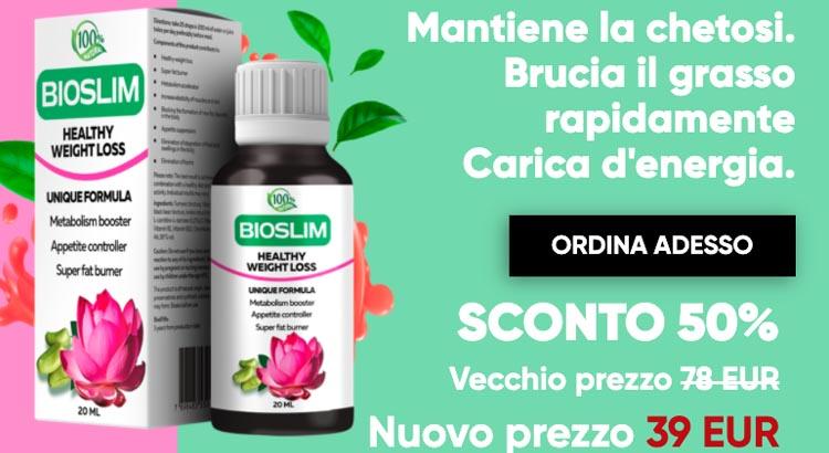 Bioslim Sconto