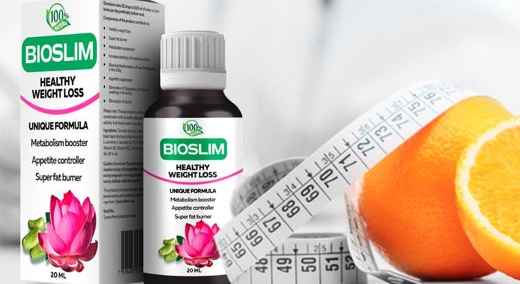 Bioslim gocce dimagranti per il controllo dell'appetito. Recensione e costo